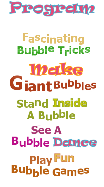 bubble program